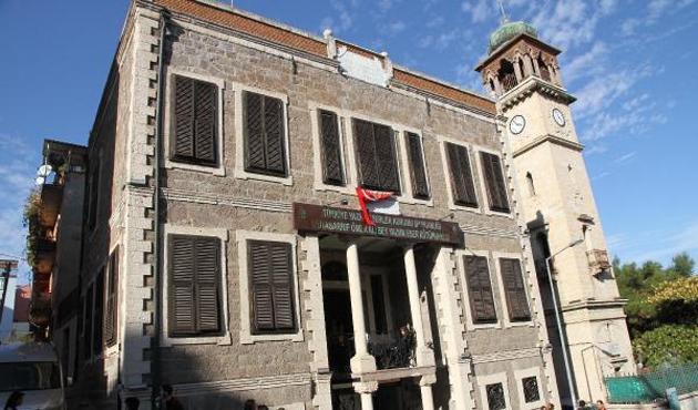 Paha biçilmez eserler Balıkesir'deki kütüphanede