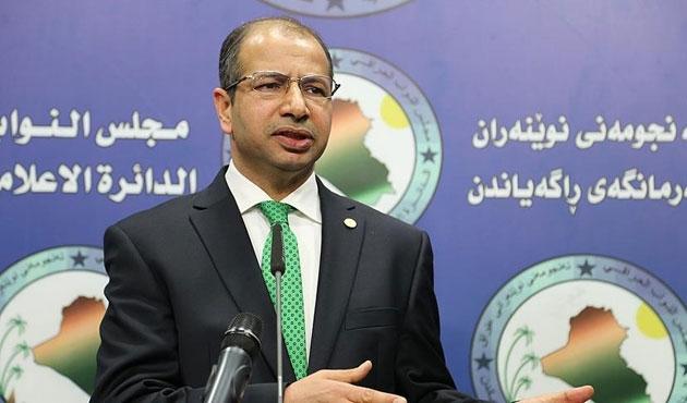 Irak Meclis Başkanı: Ülke haritası değişecek