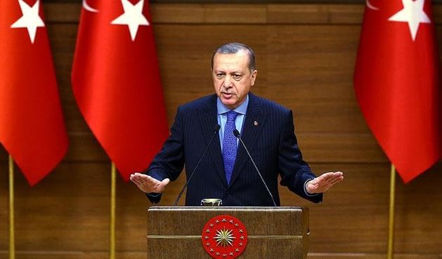 Erdoğan: Münbiç'te kararlıyız