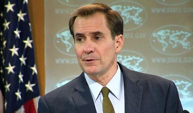 ABD: YPG'ye silah vermiyoruz