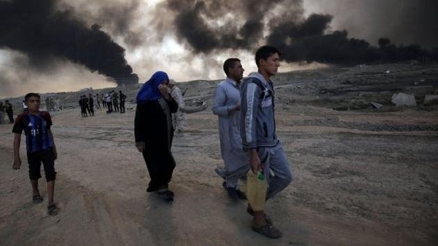 DEAŞ Musul halkını göçe zorluyor