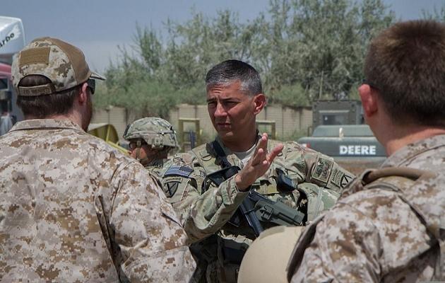 ABD'li komutan: Rakka operasyonunda PYD de olacak