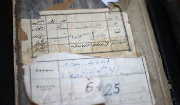 Musul ve Kerkük'ün tapuları arşivlerde