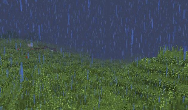 Meteorolojiden zehirli yağmur açıklaması