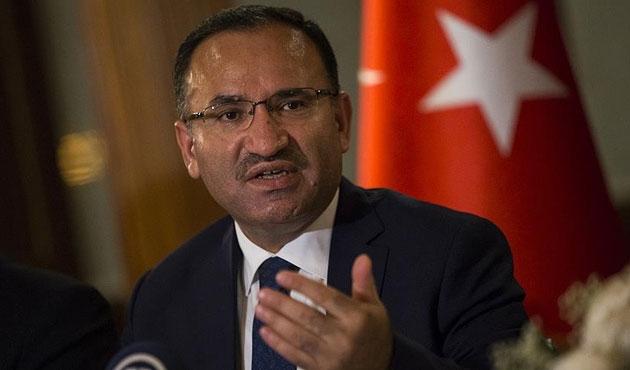 Bakan Bozdağ'dan savcı açıklaması: Talihsizlik