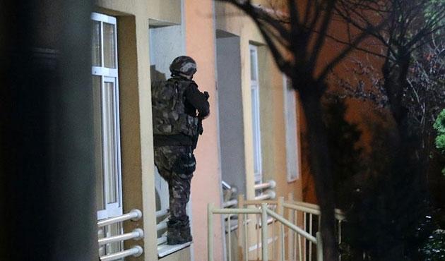 İstanbul'da DEAŞ operasyonu; 81 gözaltı