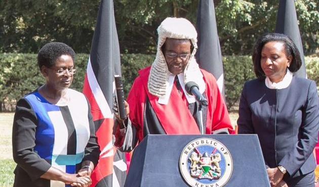 Kenya'da 3 bin mahkuma af