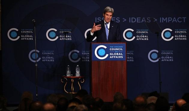 Kerry'den ABD Kongresi'ne TPP çağrısı