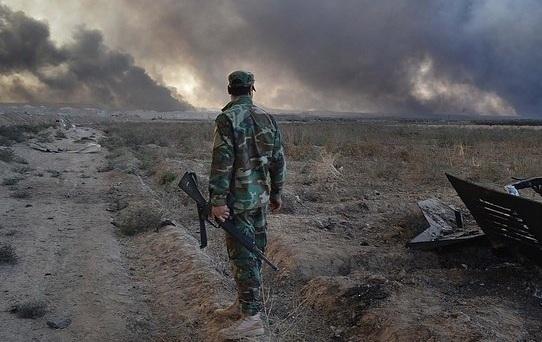 Irak ordusu, Musul kapılarına yaklaştı