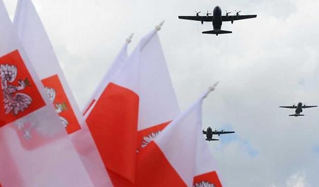NATO'dan Doğu Avrupa'ya sevkiyat