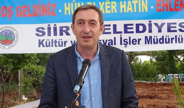 Siirt Belediye Başkanı Bakırhan'a hapis cezası