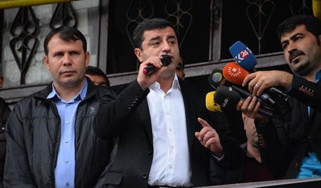Demirtaş'tan hükümete: İşgalci zihniyet
