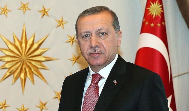 Erdoğan'dan 10 Kasım mesajı