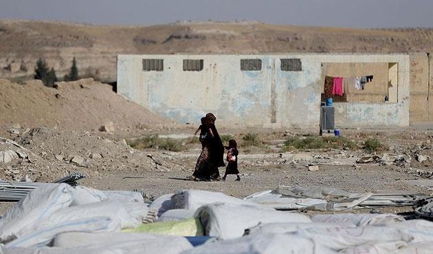 Cerablus'ta yeni çadır kent açılıyor