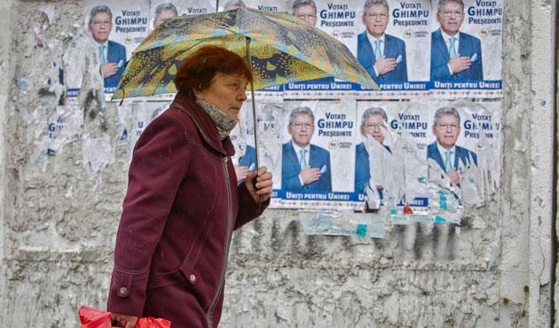 Moldova'da 20 yıl sonra cumhurbaşkanı seçimi