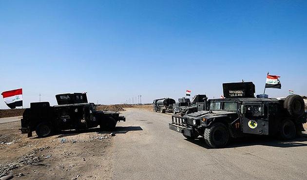 Musul'da siviller tahliye ediliyor