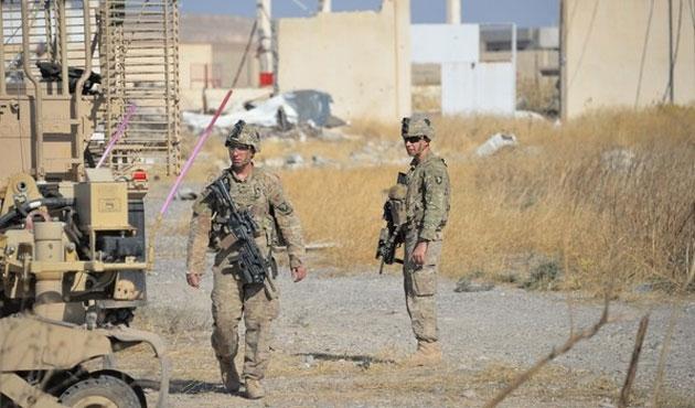 ABD askerleri Musul'da görüntülendi