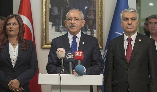 Kılıçdaroğlu'ndan danışmanı hakkında ilk açıklama