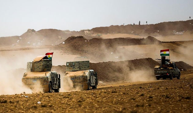 Musul operasyonunda 4 köy daha alındı