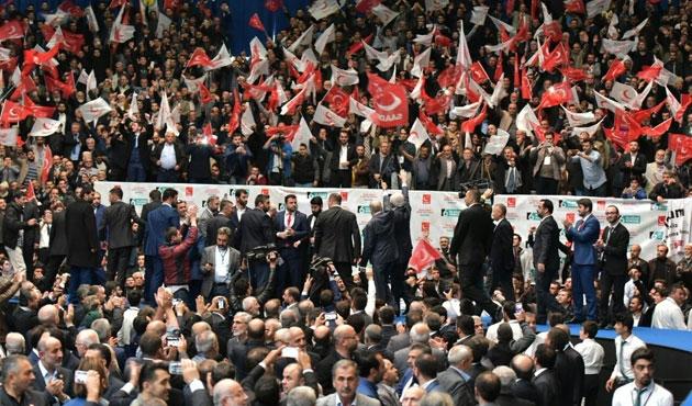 Saadet Partisi kongresi başladı