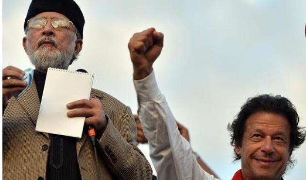 Pakistan muhalefetinden darbe iddiasına rest