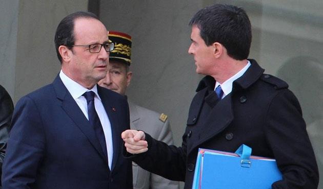 Fransa'da devletin zirvesinde kitap krizi