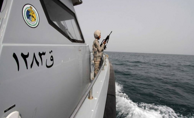 Yemen karasularını ihlal eden İran gemilesi yakalandı