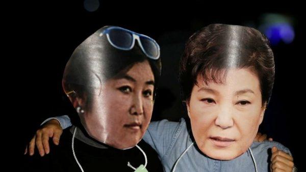 G. Kore Devlet Başkanı Park'ın akıl hocası gözaltında