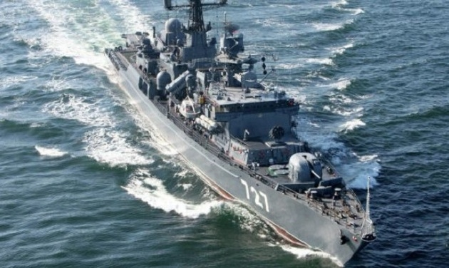 Ruslar, Karadeniz gücünü de Suriye'ye gönderiyor