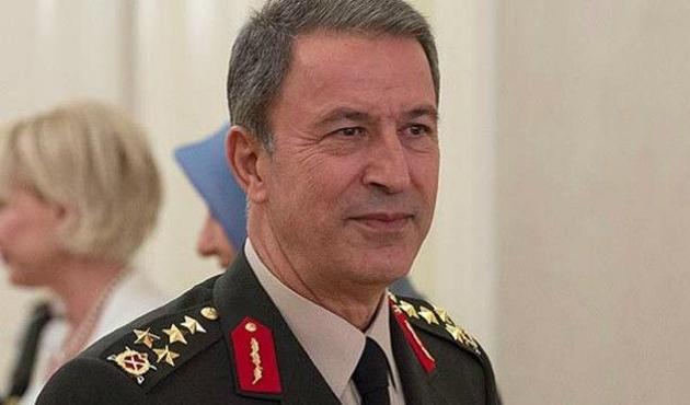 Genelkurmay Başkanı Orgeneral Akar, Romanya'da