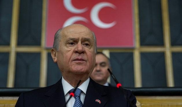 Bahçeli: HDP'lilerin yargı önüne çıkarılmaları doğru karar