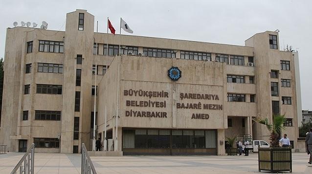 Diyarbakır Büyükşehir Belediyesi'ne kayyum
