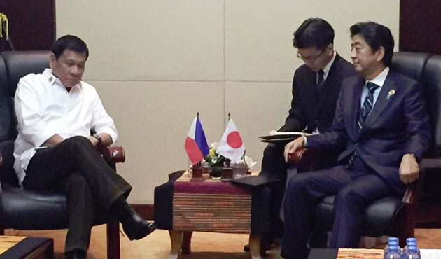 Duterte'nin Japonya gezisi sonrası bölgesel ilişkiler