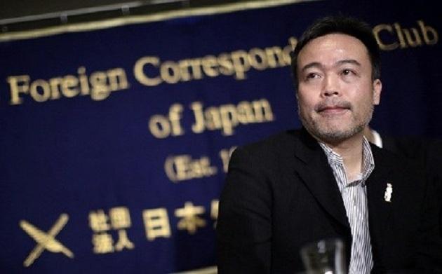 Peşmerge'den Japon gazeteciye DEAŞ gözaltısı