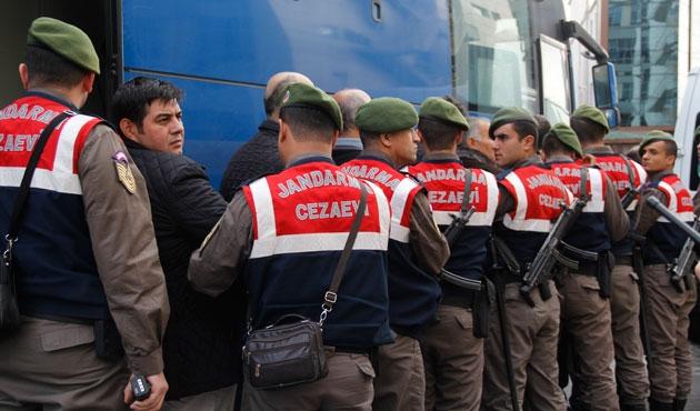 Kayseri'deki FETÖ davası başladı