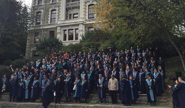 Boğaziçi Üniversitesi öğretim üyelerinden KHK itirazı