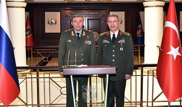 Rus yetkili: Akar ve Fidan'ın ziyareti güven tazeledi