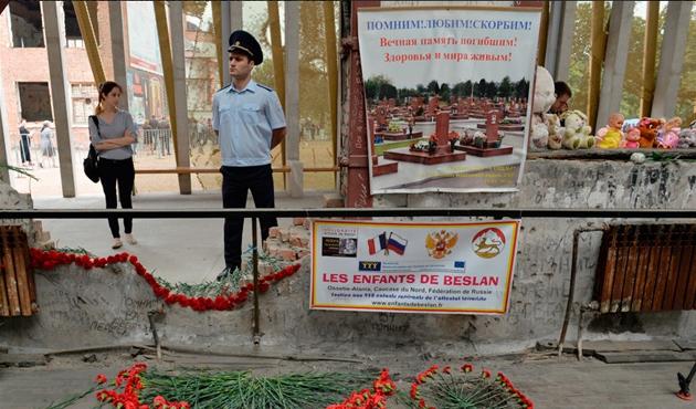 'Beslan anneleri'nin cezası hafifletildi