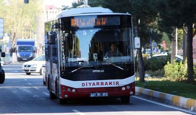 Diyarbakır'da otobüsler 8 gün sonra çalıştı