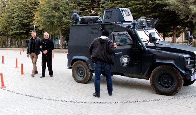 Elazığ'da DBP İl Başkanı gözaltında