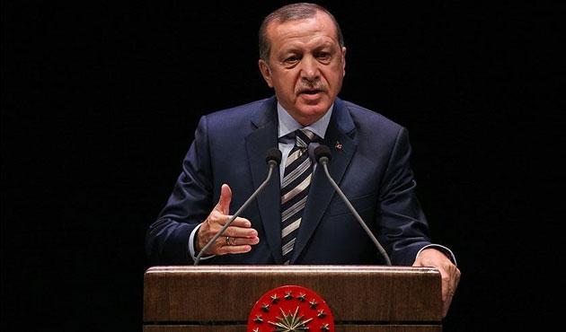 Erdoğan: Arap Birliği'nin dik durması gerek