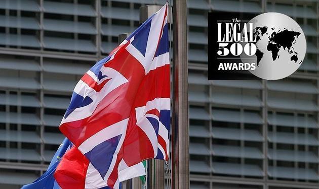İngiltere'den Türk avukata ödül