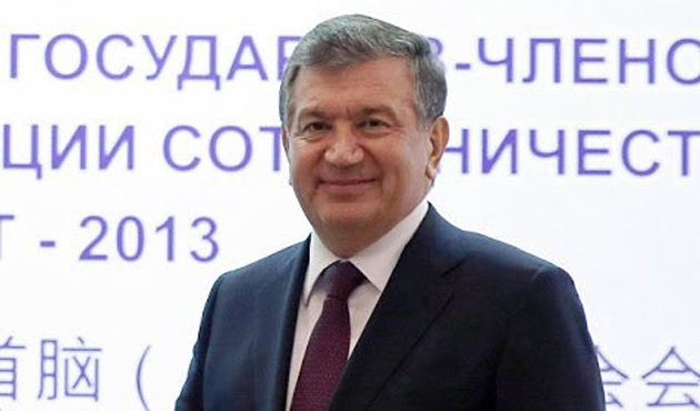 Özbeklerin geçici lideri, meclisin yetkilerini artıracak