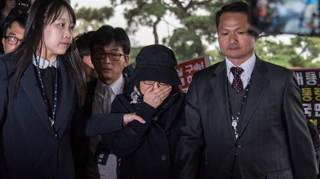 Güney Kore'de Choi skandalı büyüyor
