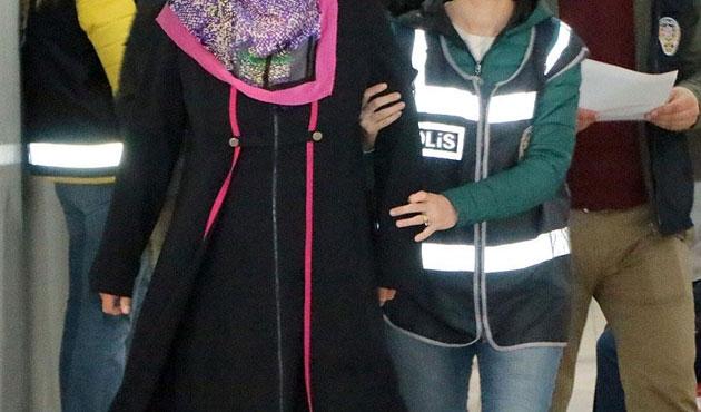 9 ildeki FETÖ operasyonunda 18 kadın gözaltında