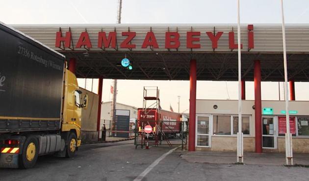 Bulgar sınırında gümrükçülere rüşvet operasyonu