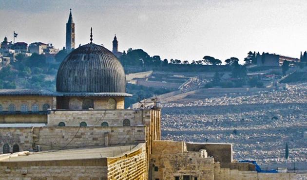 Kudüs'te 'gürültüyü önleme' kanunuyla ezanlara yasak çağrısı
