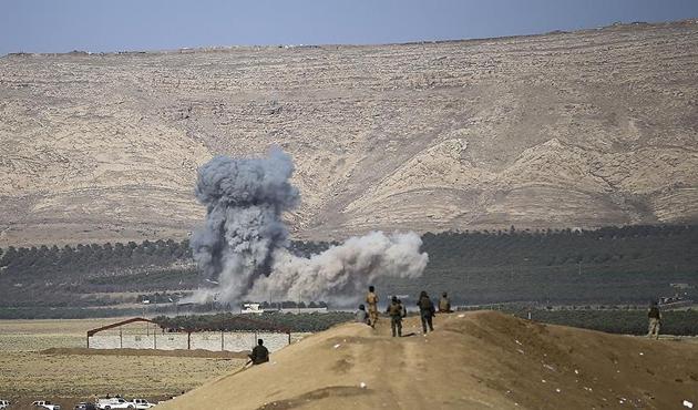 Irak ordusu Musul'da iki köyü ele geçirdi