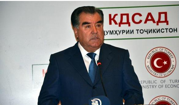 Tacik lidere hakarete ceza geliyor