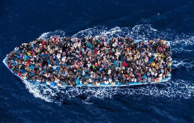 Mülteci teknesinde Gambiyalı milli kaleci de vardı